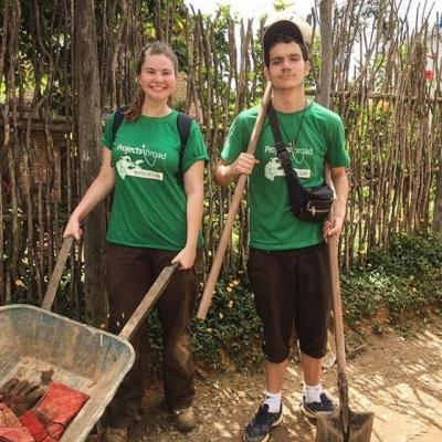 Katie F in Madagascar